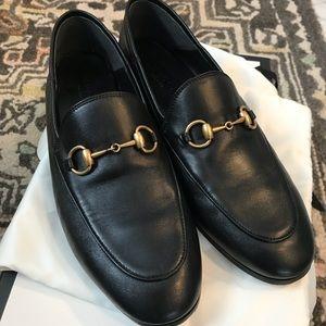 Gucci Brixton Horsebit Loafer